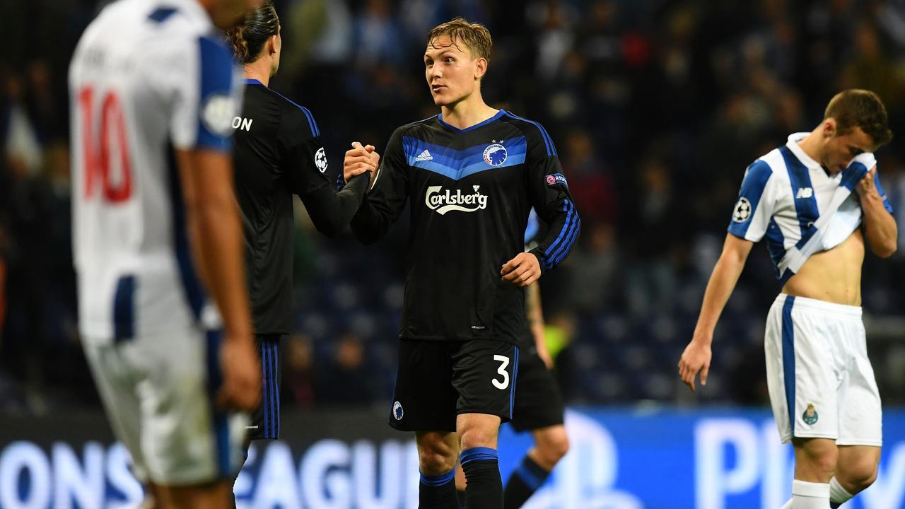 Samenvatting FC Porto-FC Kopenhagen (1-1)