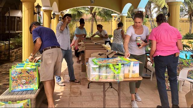 Hulpverleners Curaçao: 'Armoede was er al, maar wordt steeds schrijnender'