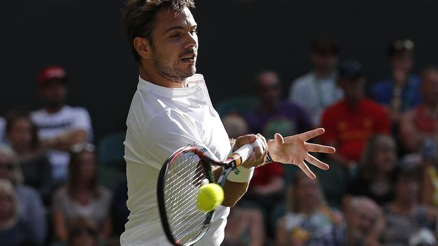 Medvedev schakelt Wawrinka uit in openingsronde Wimbledon