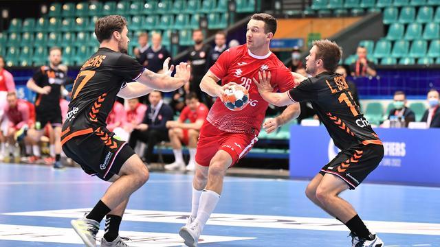 De wedstrijd tegen Polen werd in de slotseconde beslist.