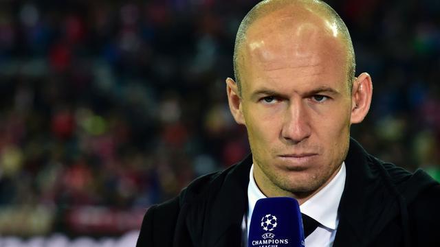 Robben hoopt na 'klotejaar' nog finales te kunnen spelen voor Bayern