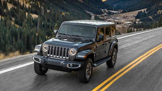 jeep wrangler komt als plug in hybride nu het laatste nieuws het eerst op. Black Bedroom Furniture Sets. Home Design Ideas