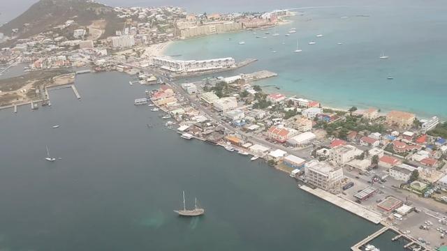 Sint Maarten herstelt moeizaam na orkaan Irma