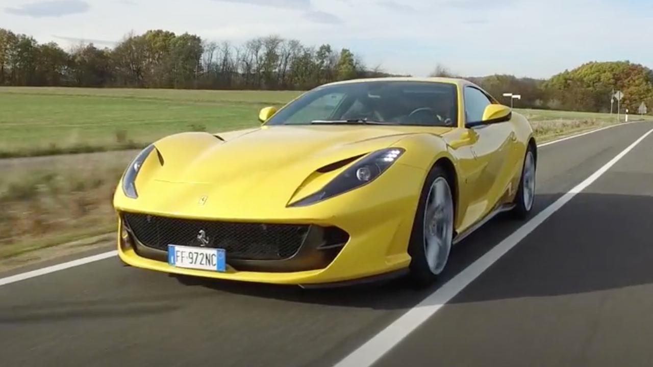 Eerste rijtest: Ferrari 812 Superfast is zo snel als zijn naam