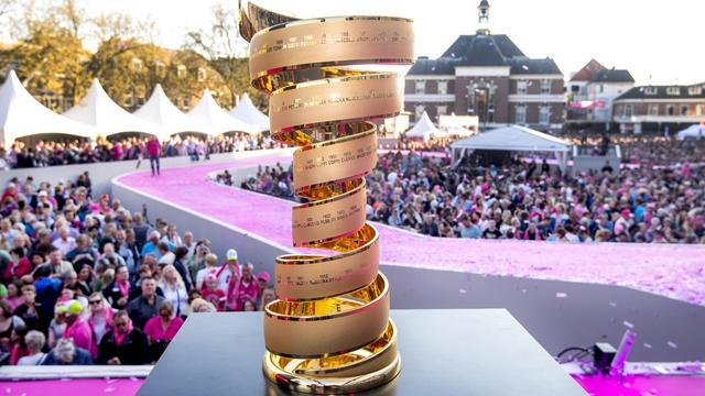 Friesland hoopt over 'drie tot vijf jaar' op start Giro, Tour of Vuelta
