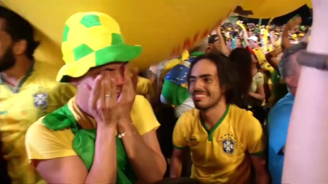 Brazilianen vieren instemmen Lagerhuis met afzetten president