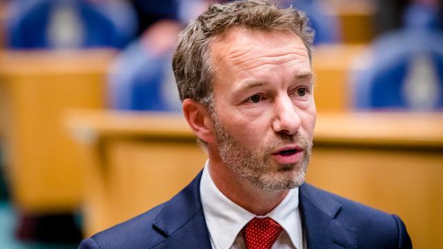 VVD in beraad over opnieuw in opspraak geraakt Kamerlid Van Haga