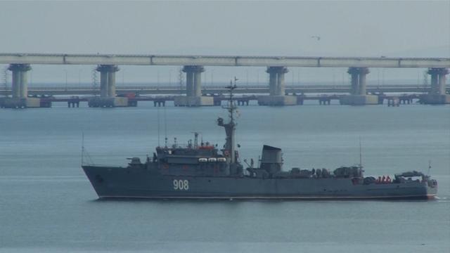 Rusland beschiet en confisqueert Oekraïense marineschepen in Zwarte Zee