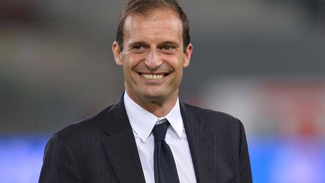 Trainer Allegri verlengt bij Juventus tot 2018