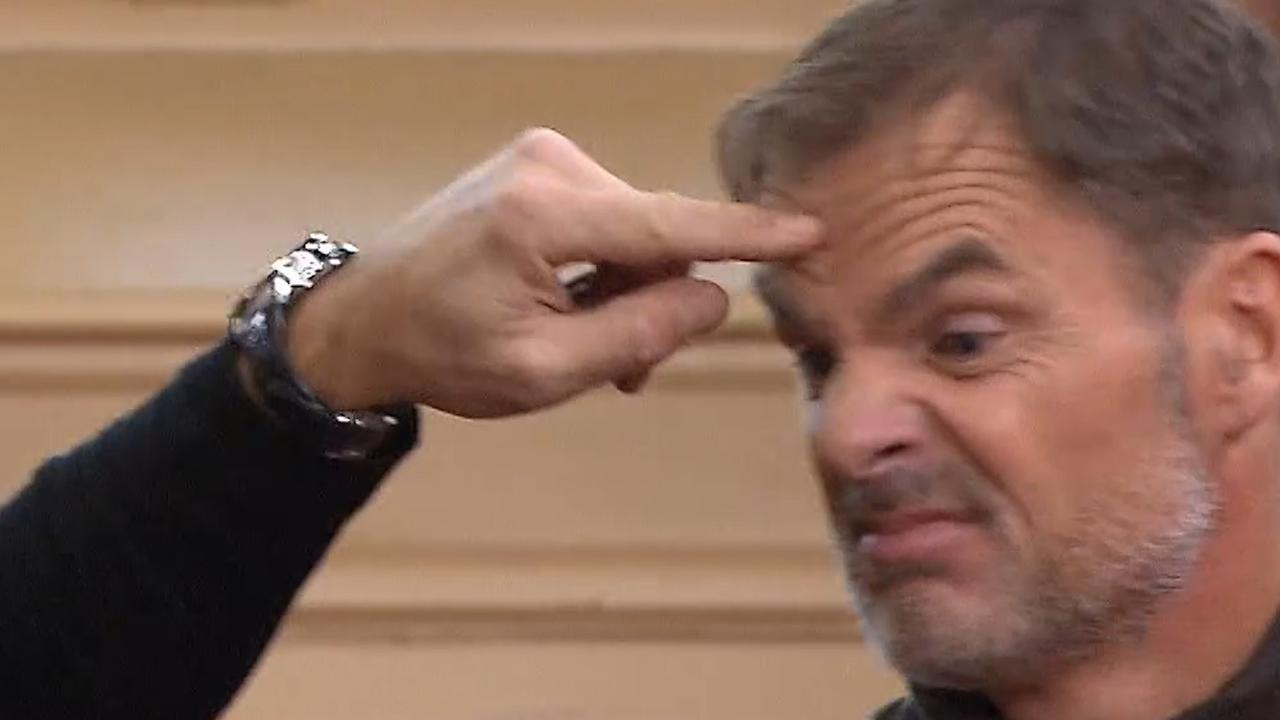 Ronald de Boer wijst 'cd-rekrimpels' van broer aan