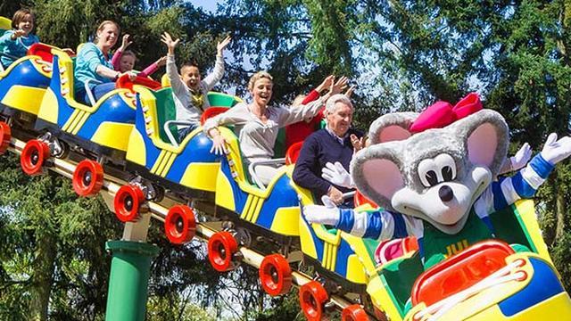 Bestel je tickets voor Kinderpretpark Julianatoren van 25 voor 20 euro
