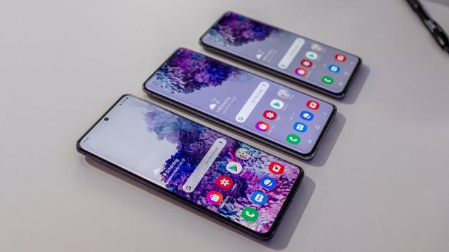 Samsung presenteert Galaxy S20 en Galaxy Z Flip met opvouwbaar scherm