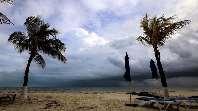 Nate zwelt aan tot orkaan van categorie twee en nadert VS