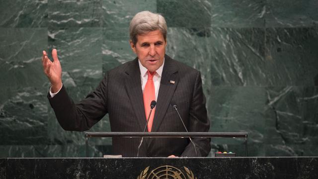 Kerry dreigt overleggen met Rusland over situatie Syrië te beëindigen