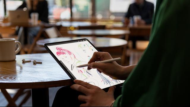 Apple presenteert dunnere iPad Pro's met gezichtsherkenning