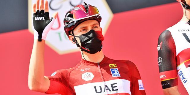Tour-winnaar Pogacar verlengt contract bij UAE Team Emirates tot eind 2026