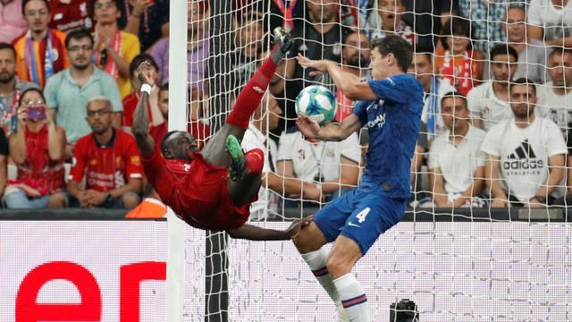 Mané maakt gelijkmaker voor Liverpool