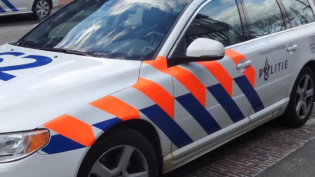 Beelden arrestatie overleden man op Haags festival