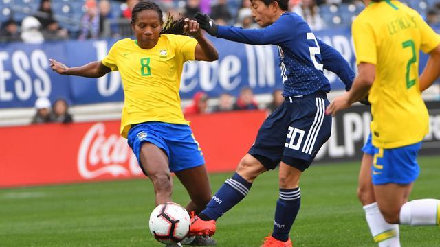 Braziliaanse Formiga (41) voor de zevende keer naar WK vrouwen