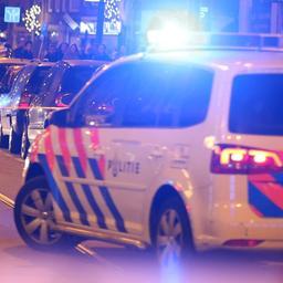 Vrouw overleden bij zwaar ongeval op A15 bij Rotterdam.