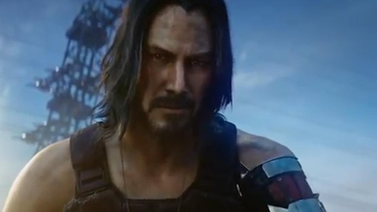 Keanu Reeves kondigt rol aan in nieuwe game Cyberpunk 2077