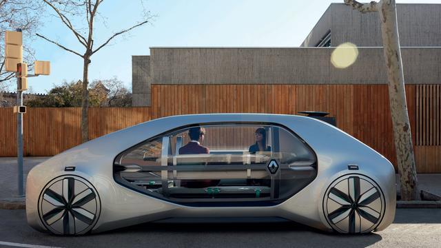 Zo ver zijn autofabrikanten met zelfrijdende auto's