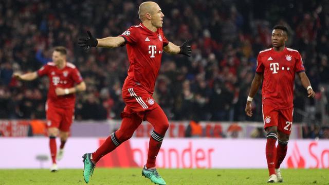 Robben (34) aan eind van seizoen weg bij Bayern München