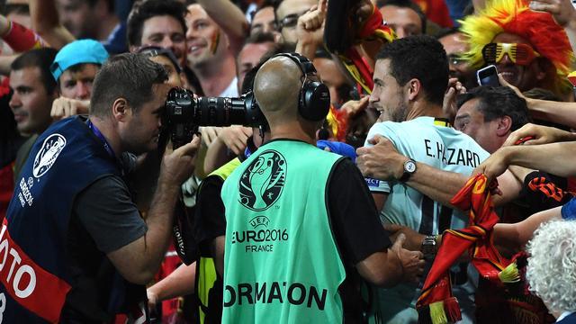 België loopt in slotfase uit naar ruime overwinning op Hongarije