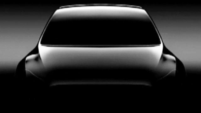 Tesla laat glimp zien van Model Y