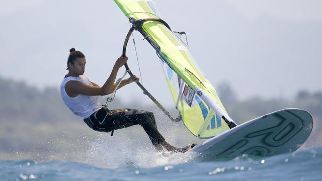 Windsurfer Badloe wint voor tweede jaar op rij wereldbeker