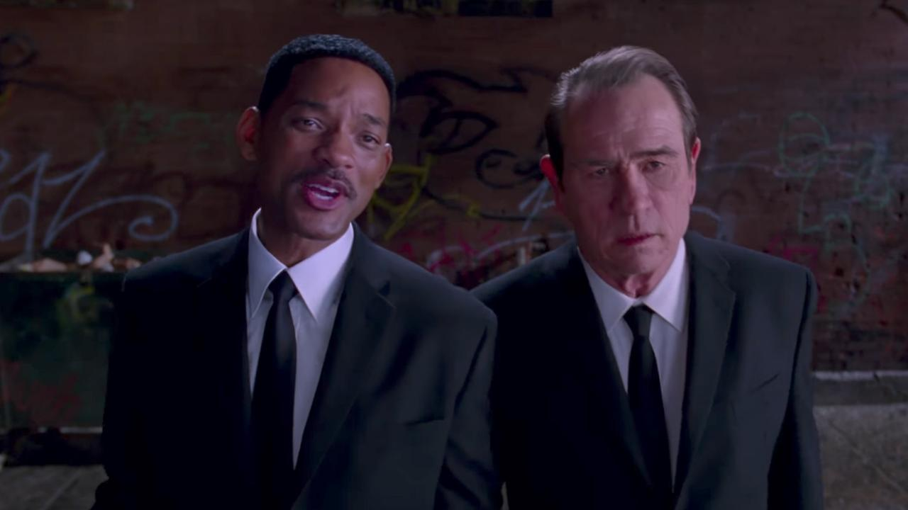 Trailer: Men in Black 3