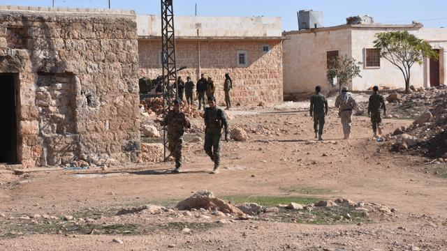 Turkije vraagt om Amerikaanse luchtsteun bij Syrische stad al-Bab