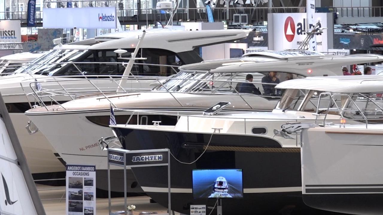 Kan een speedboot in de toekomst elektrisch varen?