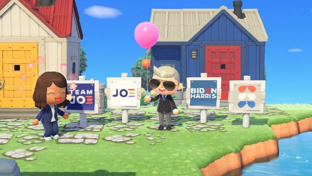 Hoe tech en games een rol spelen bij de Amerikaanse verkiezingen