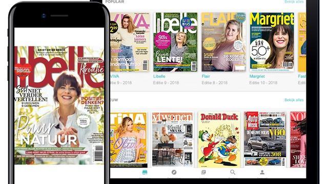 Abonnementsdienst Tijdschrift.nl voegt bladen van Hearst toe