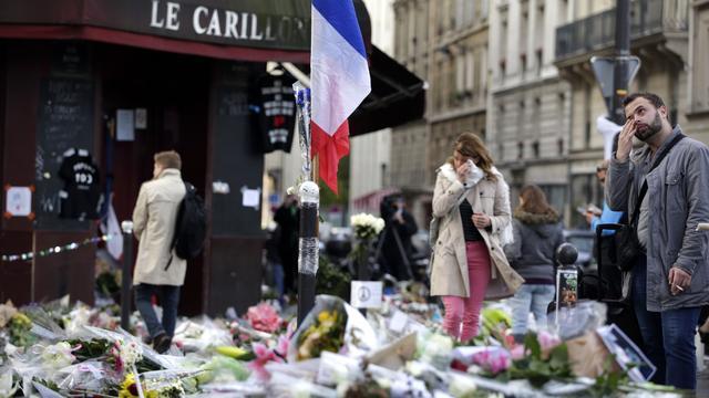 Daders aanslagen Parijs huurden appartement onder schuilnaam