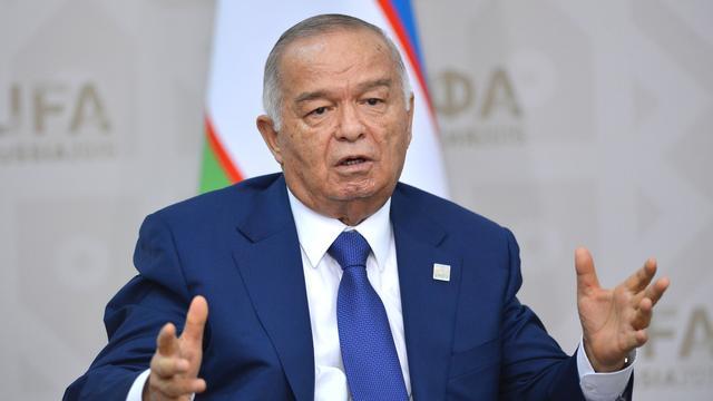 Profiel: Karimov heerste totalitair over Oezbekistan