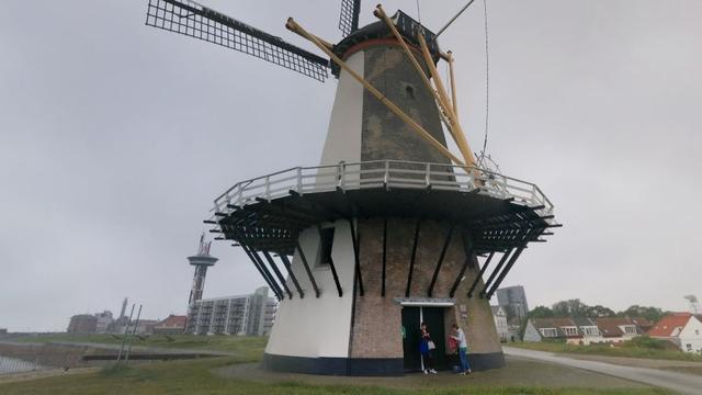 Oranjemolen in Vlissingen gaat weer open voor publiek