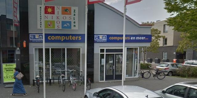 Daders vluchten na ramkraak op computerwinkel in Zuilen