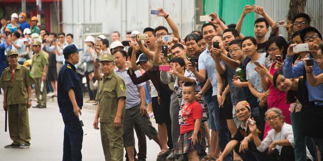 Vietnam beperkt toegang tot Facebook tijdens bezoek Obama