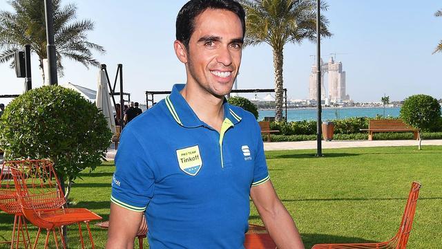 Contador blij dat hij verlost is van 'slechte leider' Tinkov