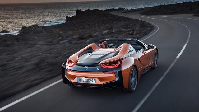 Prijs BMW i8 Roadster bekend