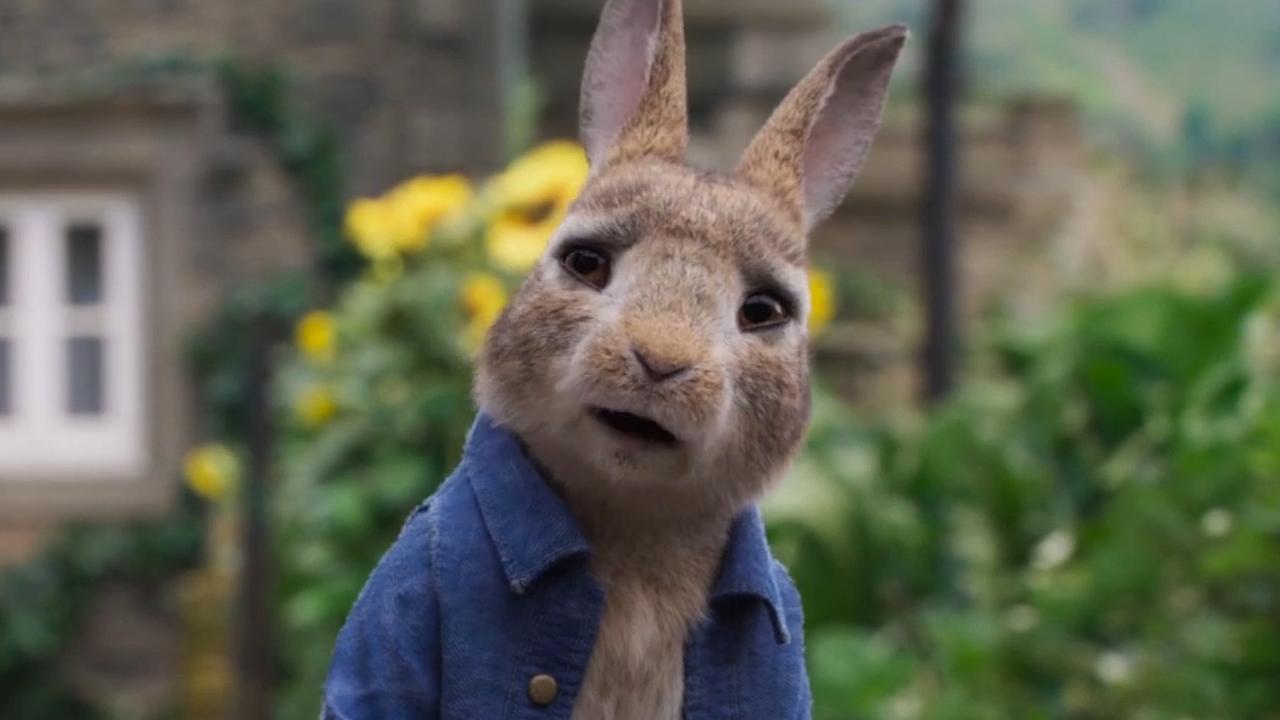 Konijnen gaan op avontuur in nieuwe trailer Peter Rabbit 2: The Runaway
