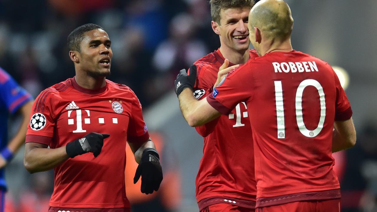 Bayern München-Olympiakos Piraeus (4-0)