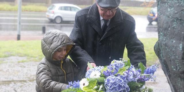 Dodenherdenking: Geen stille tocht vanaf Joods monument, RUG legt krans