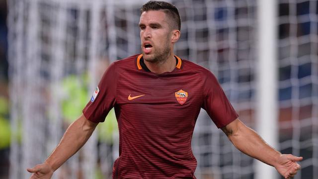 Rentree Strootman bij winnend Roma, De Boer verliest weer met Inter