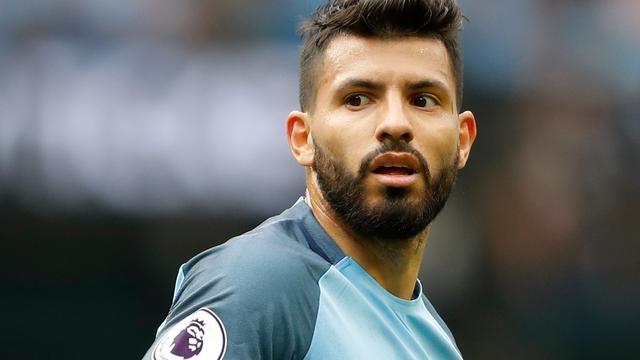 City mist Agüero tegen United vanwege schorsing van drie duels