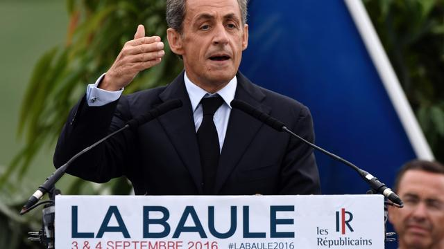 Sarkozy vervolgd voor gesjoemel met campagnegeld in 2012