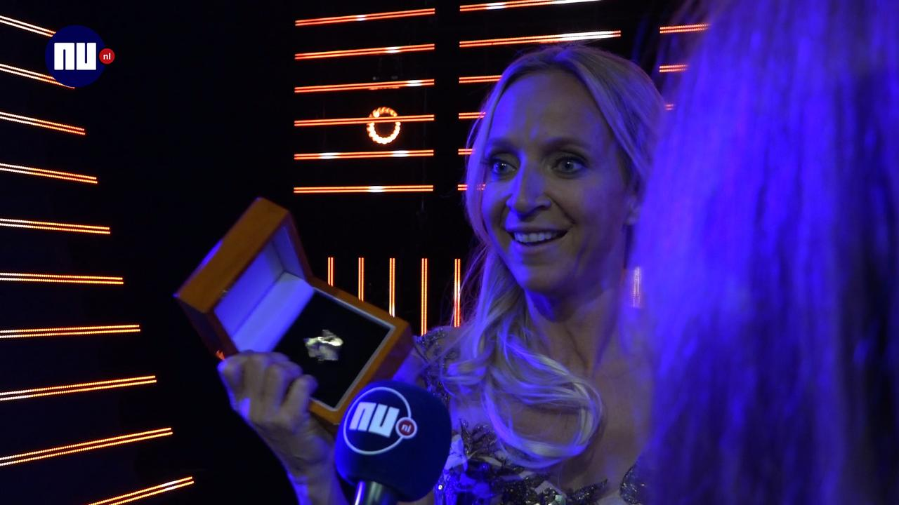 Gouden Televizier-Ring droom voor Floortje Dessing