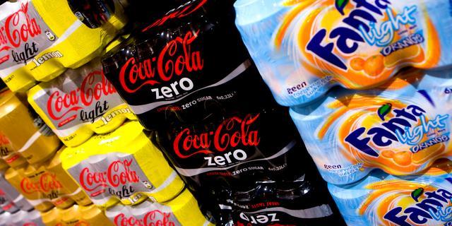 Consument light-frisdrank eet vaker ongezond